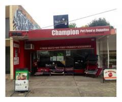 Champion Pet Foods and Supplies