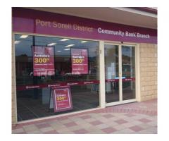 Port Sorell District Community Bank Branch