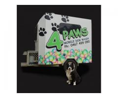 4 Paws Mobile Dog Wash