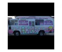 Marjies ice cream van