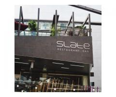 Slate Restaurant & Bar - Melbourne