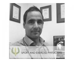 Doctor Gary Couanis - Specialist Sport & Exercise Physician