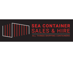 Sea Container Sales and Hire