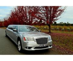A Touch of Silver - Wedding Limo Hire Melbourne