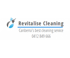Revitalise Cleaning Canberra | 0412 849 666