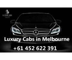 Luxury Cab Service Melbourne
