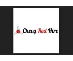 Chevy Red Hire