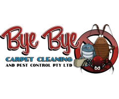 Bye Bye Carpet Cleaning and Pest Control