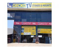 Gecko TV Stands and Mounts