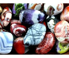 Health Wealth Happiness Crystals