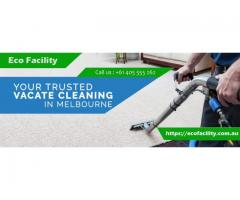 Eco Facility Mangement - Vacate Cleaning Melbourne