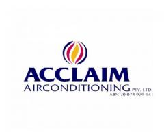 Acclaim Air Conditioning Pty Ltd
