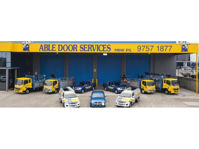 Able Door Services
