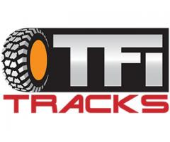 Agricultural rubber tracks suppliers Melbourne - TFI Tracks