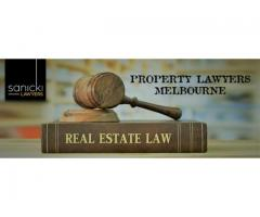 Property Lawyers Melbourne – Commercial Lawyers